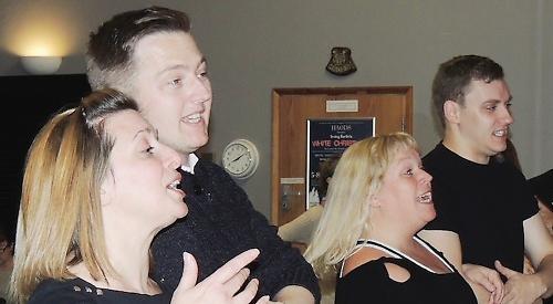 Kenton Show Guarantees Town A White Christmas