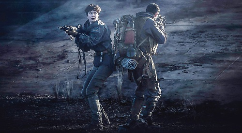 Spacefarers confront new terrors in Alien: Covenant