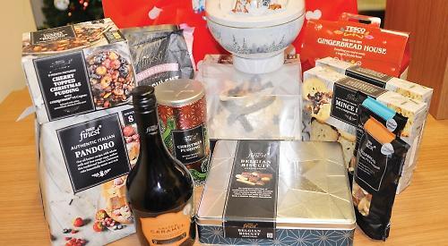 Win A Hamper Full Of Festive Goodies Worth 90 Henley