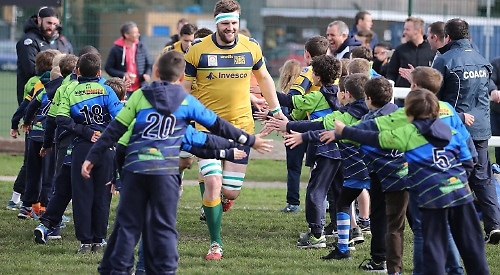Hawks host French youngsters in celebration of rugby ...