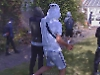 Young vandals apologise after being caught on camera