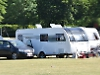 Police refuse to evict travellers from village recreation ground