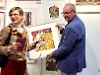 Art dealer sells house to buy up life's work