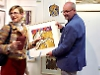 Berlin artists back at old fire station
