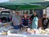 Sold-out cake sale raises £600 for Cancer Research