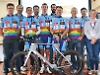 Cyclists take on 200-mile challenge in aid of disabled children's centre
