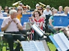 Band celebrates 40th anniversary with outdoor concert