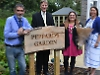 Care home garden opened in memory of old hospital ward