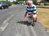 Cable firm should clean pavements, says resident