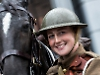 Army reservist recreates wartime cavalry offensive
