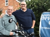 Motorcycling pair to ride across India for charity
