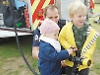 Firefighters visit children's nursery