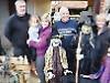 Halloween open garden raises £1,200 for boy's cancer treatment