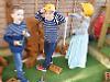 Entertainer opens school's bigger nursery