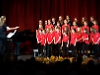 Young singers provided a fantastic finale