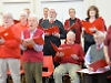 Singers raise £700 for charities with fun rehearsal
