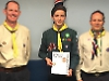 Teenager receives scouting's highest possible award