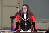 VIDEO: Kellie Hinton made Henley Mayor for 2017