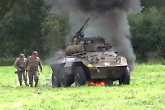 VIDEO: WW2 battles relived at Mapledurham