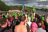 Hundreds swim in 2nd Club to Pub