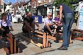 Mayor joins charity rowing challenge