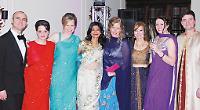 Bollywood ball raises £12k for school