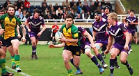 Henley Hawks playing Loughborough Students