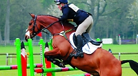 Zara chooses Hambleden to make her post-baby riding comeback