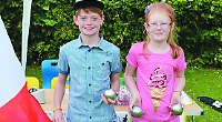 Helpers thanked for making school fete a success