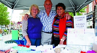 Funds raised for festive party