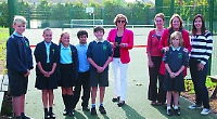 School unveils new £80,000 sports and games area