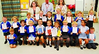 Pupils win prizes in poetry competition
