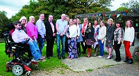Networking group marks first anniversary