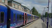 A GWR train in Henley