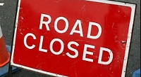 Playhatch road closed over unstable embankment