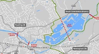 Villages fear extra traffic if third river crossing is built