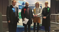 John Howell re-elected MP for Henley