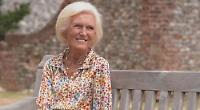 Mary Berry, photo courtesy of the BBC