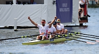 Leander Club and Shiplake College victorious at Henley Royal Regatta finals day