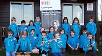 Stoke Row Beavers support Launchpad