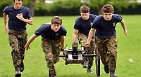 Rear Admiral visits cadets