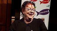 Comedian apologises for 'crass' battery acid joke