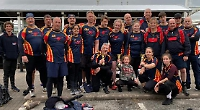 Composite Henley and Bristol ladies boat triumph following photo finish