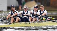 Second largest ever regatta entry for growing Upper Thames club