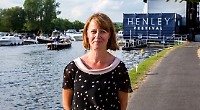 Chief executive quits for new job on eve of festival