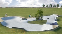 Residents welcome skate park designs