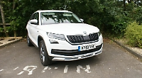 Added power makes new Škoda SUV fly