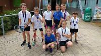 Children win bronze medal at Oxfordshire schools finals