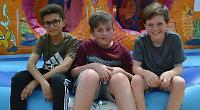 Family fete raises £1,000 for boy's cancer treatment