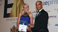 Award for managing director inspired by adopted son